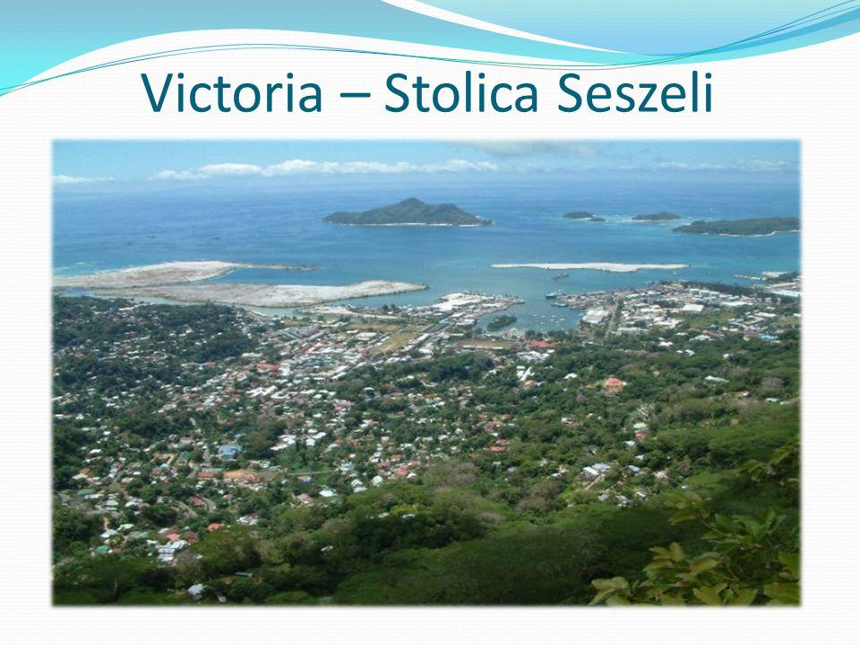 Victoria – Stolica Seszeli