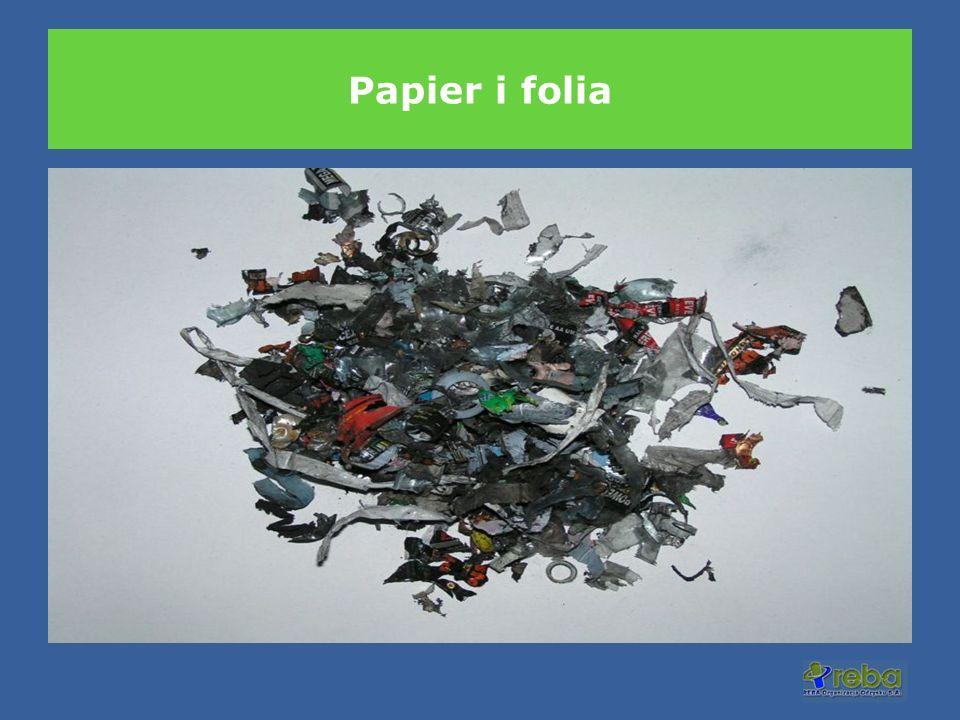 Papier i folia