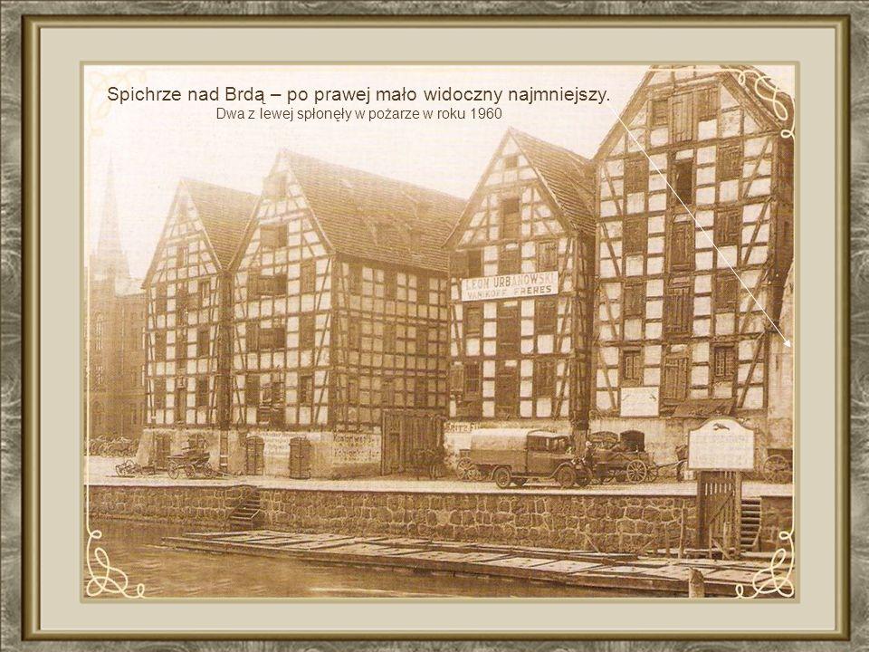 Port rzeczny- koniec XIX w