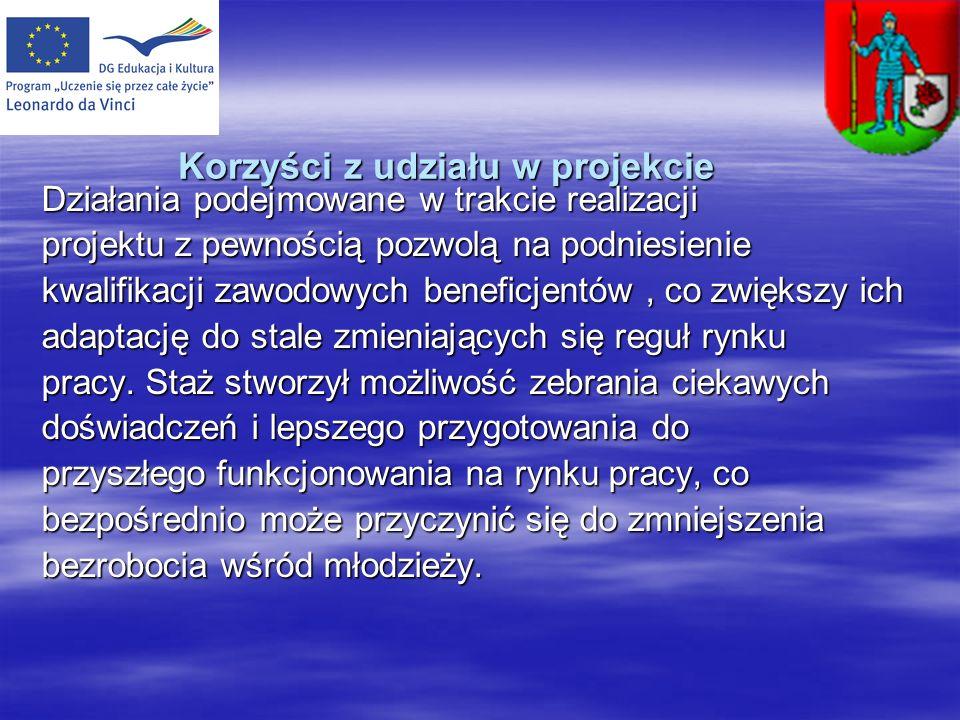 Uczestnicy projektu otrzymają dokument EUROPASS - MOBILNOŚĆ.