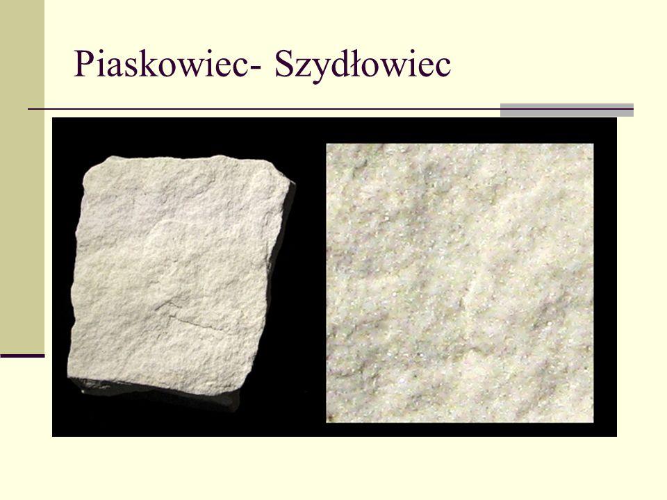 Piaskowiec- Szydłowiec