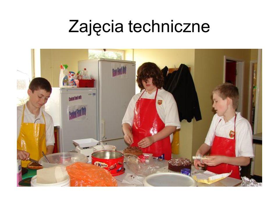 Zajęcia techniczne