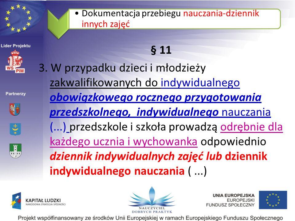 § 11 3.
