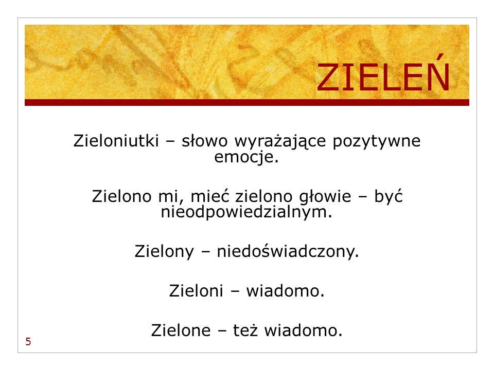 ERA ZIELONYCH RECEPT 27.09.1991 r.– IV kwartał 1998 r.