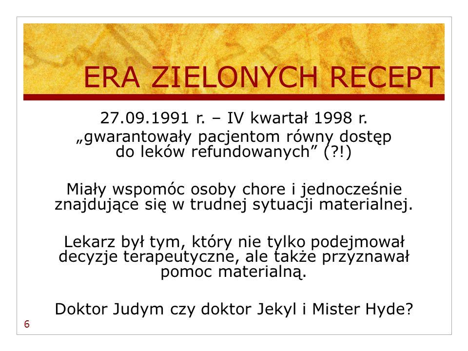 W 1992 roku ł ódzka prasa pisa ł a... 7