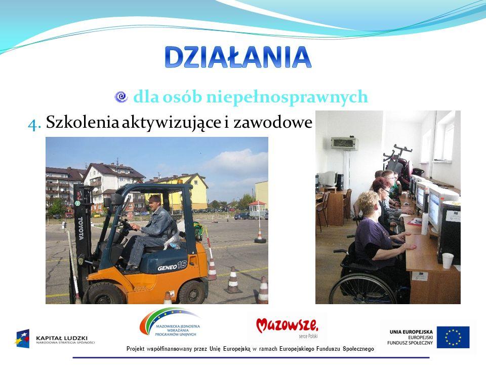 dla osób niepełnosprawnych 4.