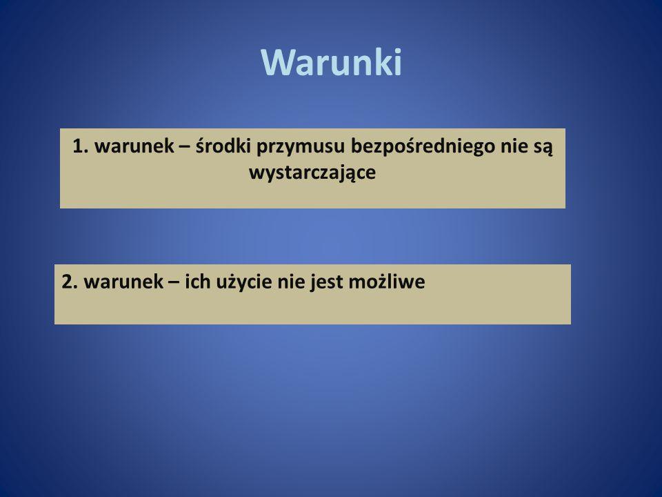 Warunki Art.16. 1.