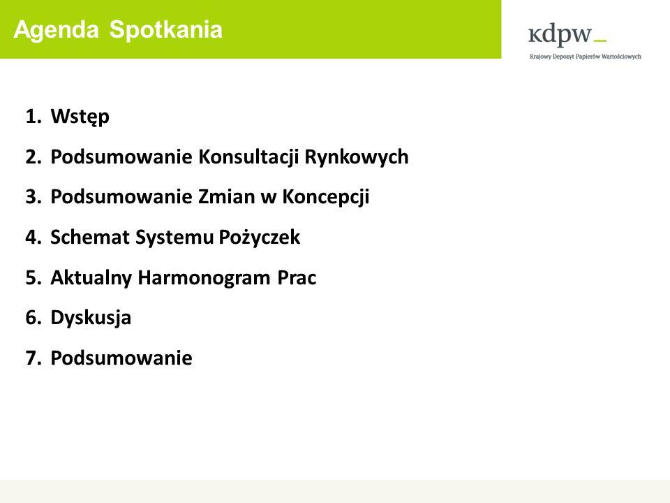 Podsumowanie Konsultacji Rynkowych W okresie listopad – grudzień 2010 r.