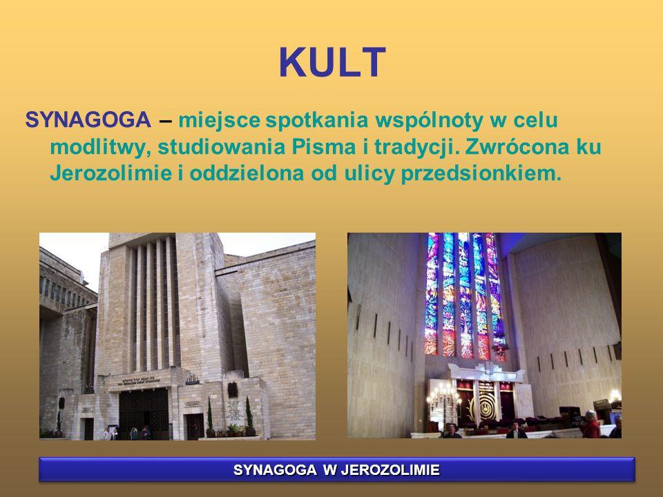 Modlitewnik w Synagodze