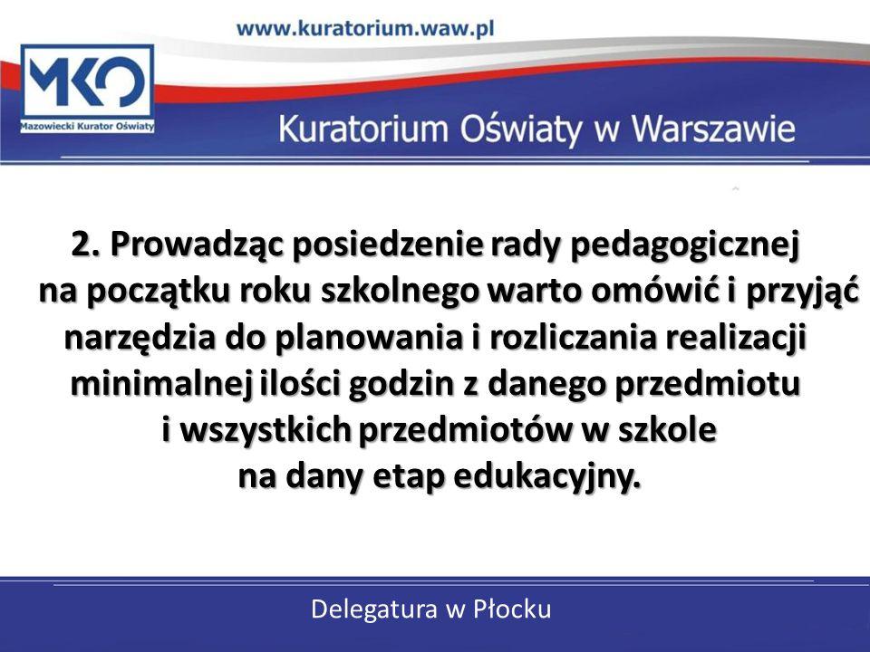 Delegatura w Płocku 2.