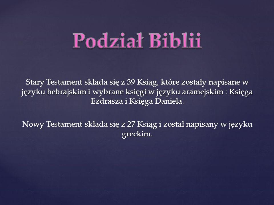 * Septuaginta – grecki przekład Pięcioksięgu, powstały dzięki pracy 72 tłumaczy w ciągu 70 dni.
