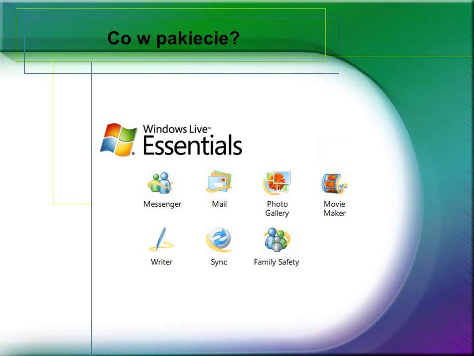 SkyDrive przechowywanie własnych plików udostępnianie plików znajomym poprzez współdzielenie udostępnianie plików wszystkim przez link lub publikację albumu