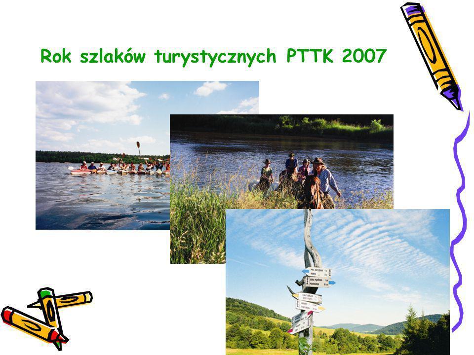 29 Rok szlaków turystycznych PTTK 2007
