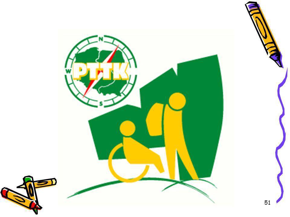 52 Elżbieta Dzikowska Groch z kapustą Propozycja wspólnej promocji Polski poprzez produkty PTTK tworzone w oparciu o obiekty PTTK