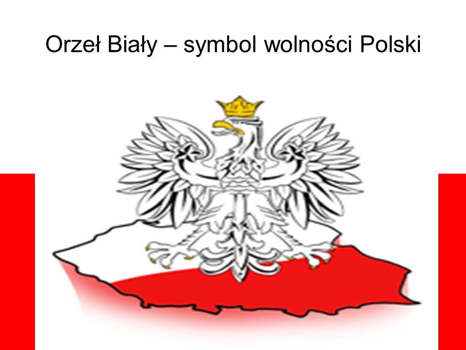 Orzeł Biały – symbol wolności Polski