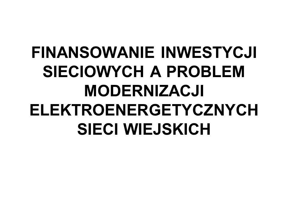 Spółki dystrybucyjne opracowują Plany Rozwoju, które po uzgodnieniu przez Prezesa URE są podstawą zatwierdzania taryfy dla energii elektrycznej