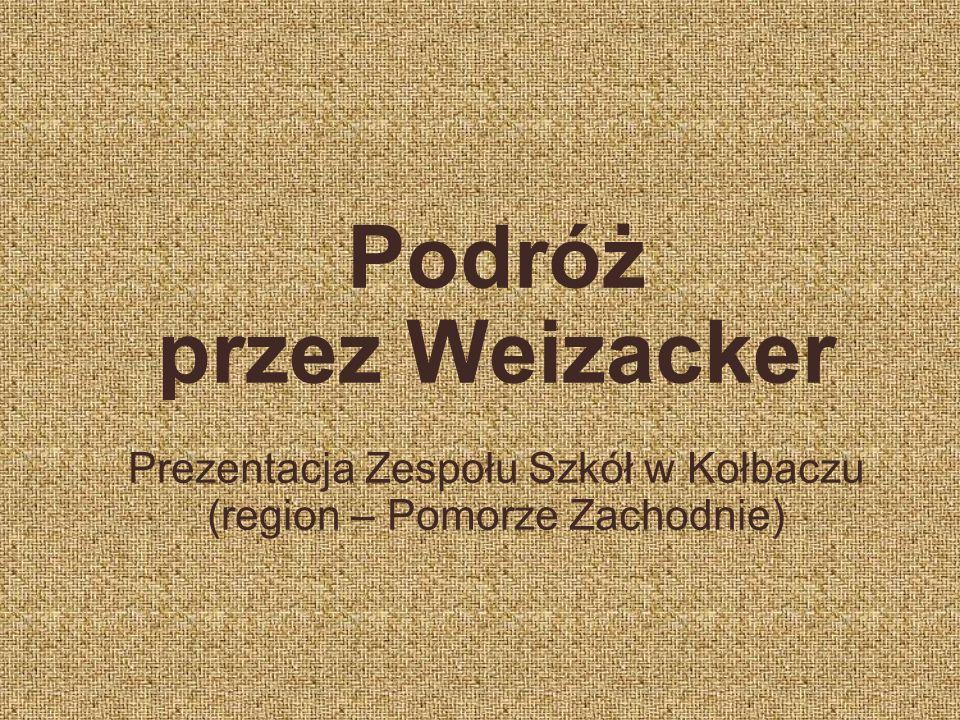 Jednym z typowych dla wystroju weizackerowskich chat mebli był też szelbiąg – otwarty, zdobiony kredens.