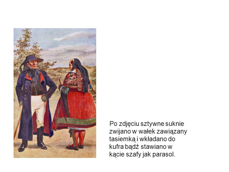 Historia stroju ludowego odzwierciedla zmiany historyczne, społeczne i kulturowe.