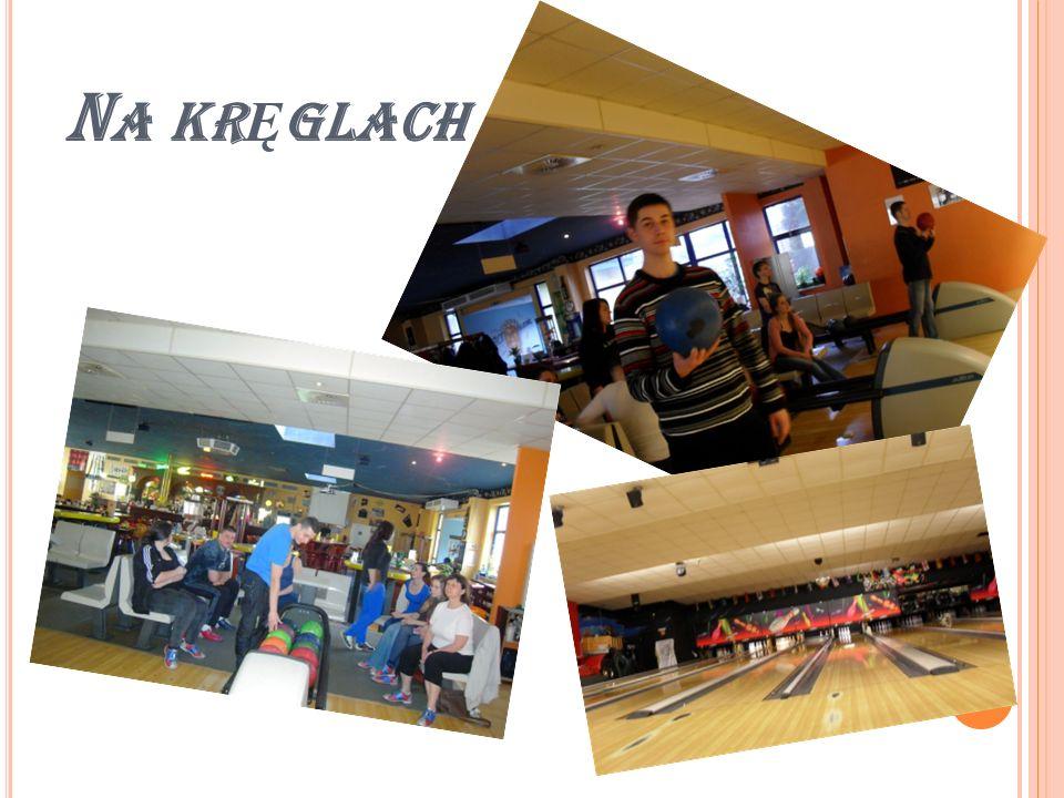 N A KR Ę GLACH