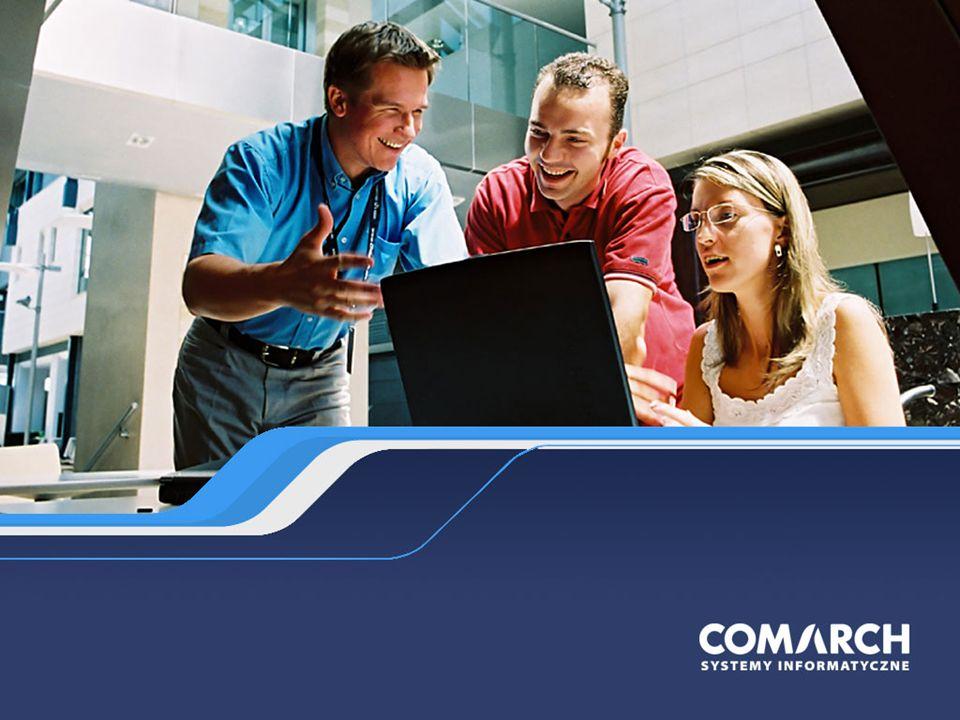 CDN Online program do zarządzania i księgowości dla małych firm i biur rachunkowych w modelu ASP Paulina Wizmur paulina.wizmur@comarch.pl