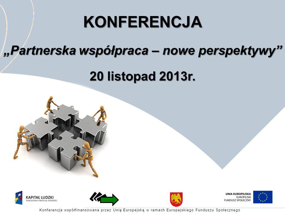 Konferencja współfinansowana przez Unię Europejską w ramach Europejskiego Funduszu Społecznego STRUKTURA BEZROBOTNYCH wg wieku i płci Stan na 31.X.2013