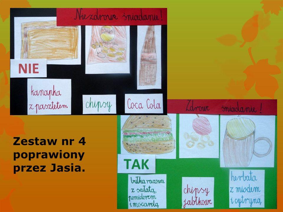 Zestaw nr 4 poprawiony przez Jasia.