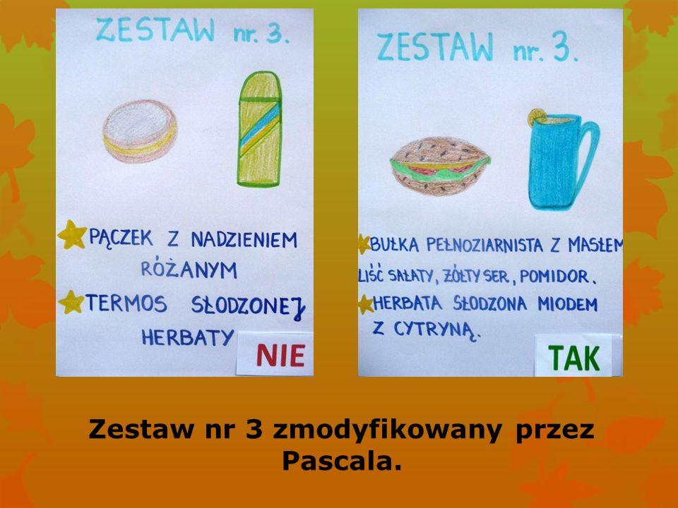 Zestaw nr 3 zmodyfikowany przez Pascala.