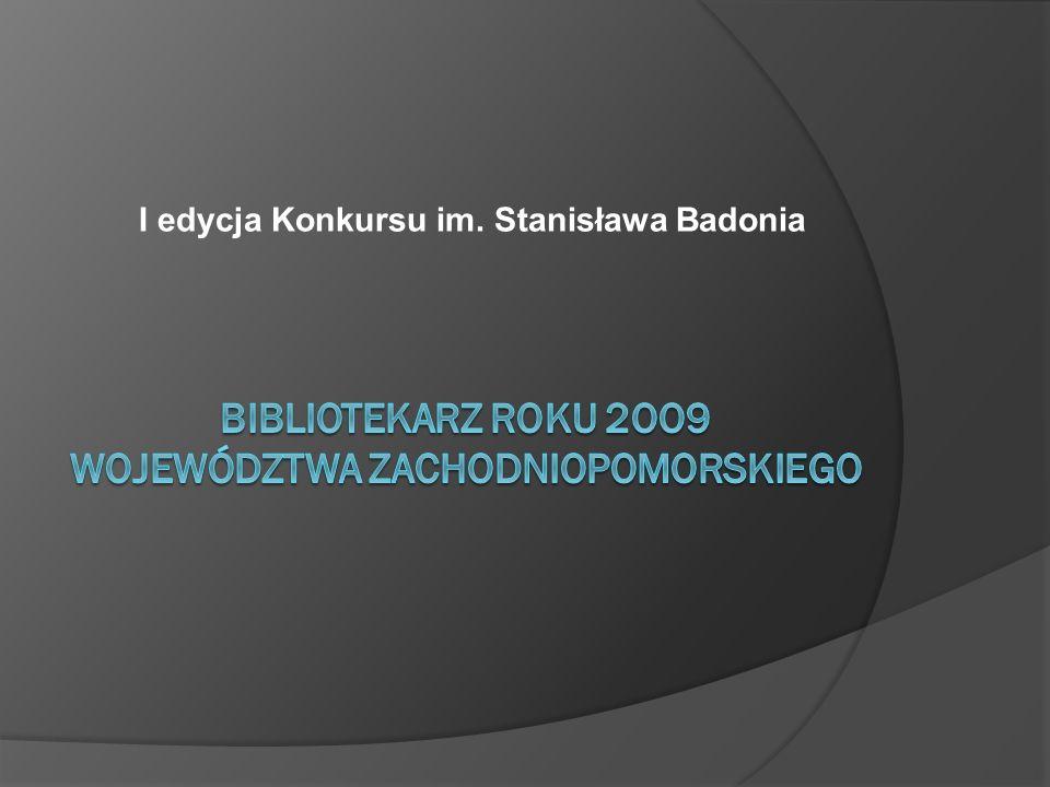 I edycja Konkursu im. Stanisława Badonia