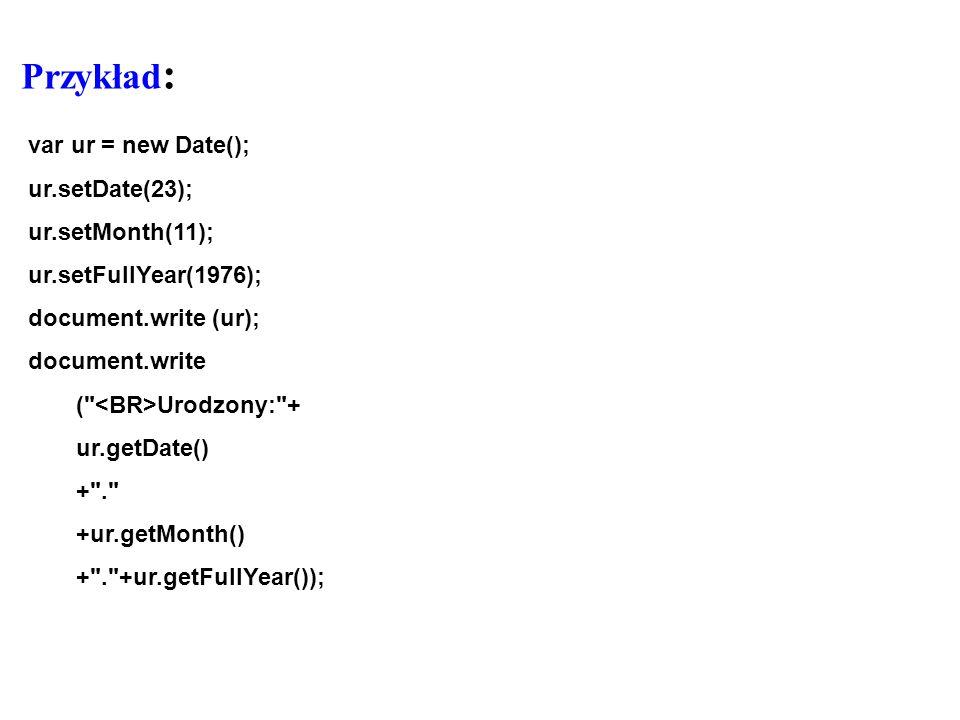 function C(element,x) { x+=1; //nadajemy wartość właściwości innerHTML dla elementu element.