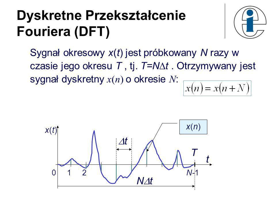 Szereg Fouriera 16 gdzie: tzw. pulsacja podstawowa Sposób wyliczenia współczynników zaproponowany przez Fouriera (iloczyny skalarne funkcji bazowych i