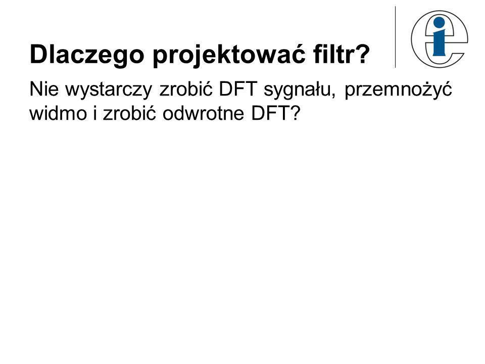 22 Filtry cyfrowe – SOI i NOI Filtry dzielimy na: filtry o skończonej odpowiedzi impulsowej (SOI/FIR) tzw. filtry nierekursywne filtry o nieskończonej