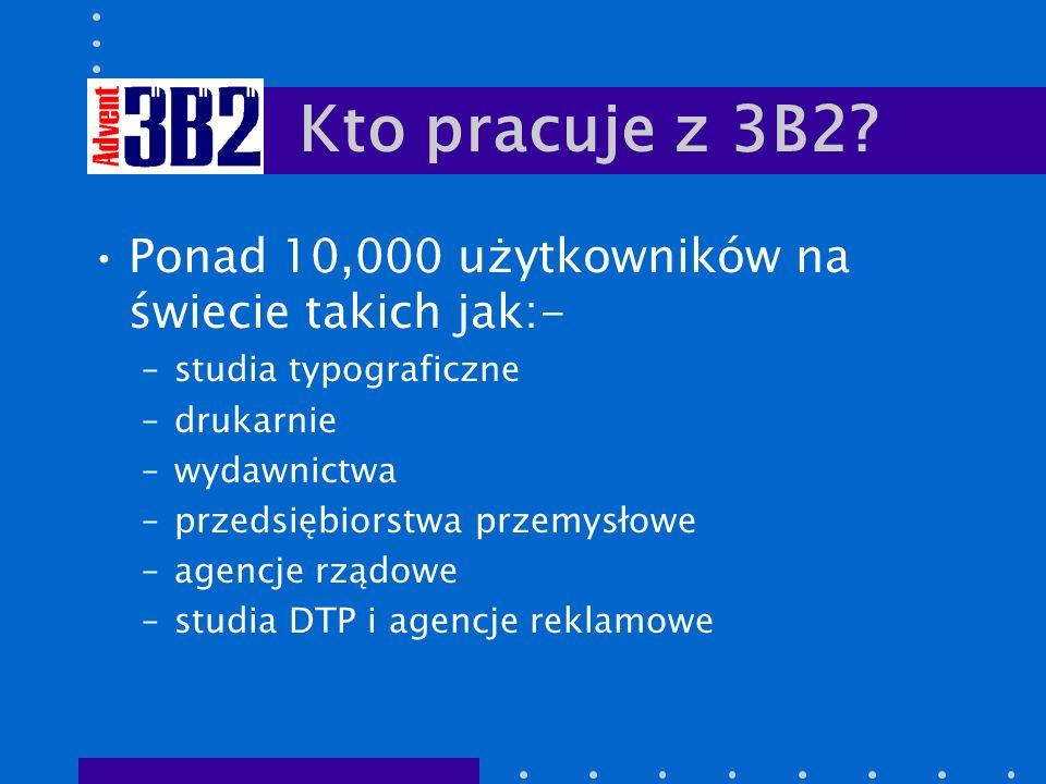 Kto pracuje z 3B2.