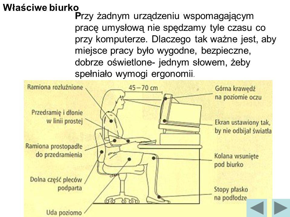 Przy żadnym urządzeniu wspomagającym pracę umysłową nie spędzamy tyle czasu co przy komputerze.