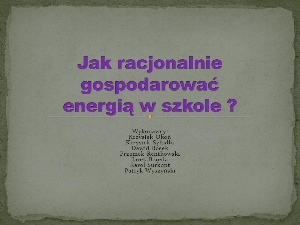Wykonawcy: Krzysiek Okoń Krzysiek Sybidło Dawid Bosek Przemek Rentkowski Jarek Bereda Karol Surkont Patryk Wyszyński