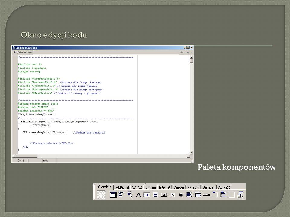 Interfejs programu Install Creator 2.0 build 38