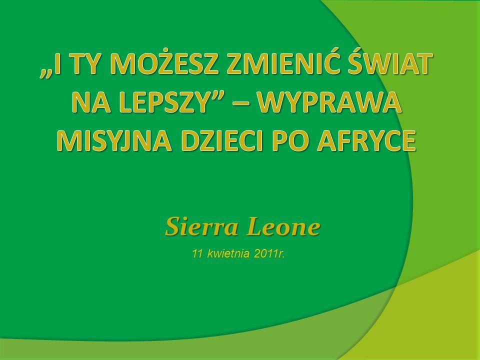 Sierra Leone 11 kwietnia 2011r.