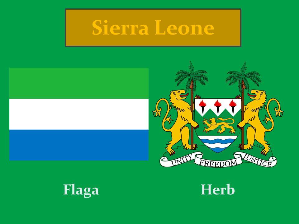 Sierra Leone FlagaHerb
