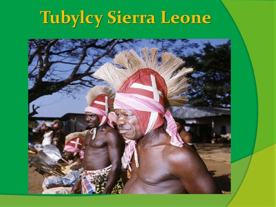 Tubylcy Sierra Leone