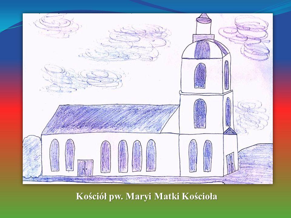 Kościół pw. Maryi Matki Kościoła