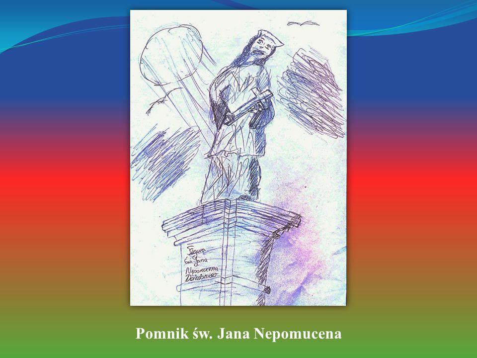 Jan Nepomucen zginął w wyniku zatargu z królem Wacławem IV.