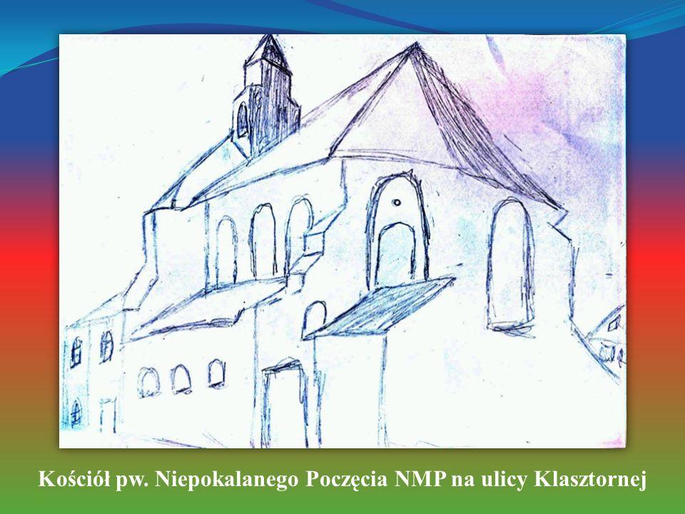 Budowla ta została wzniesiona w stylu gotyckim roku pańskiego 1340.