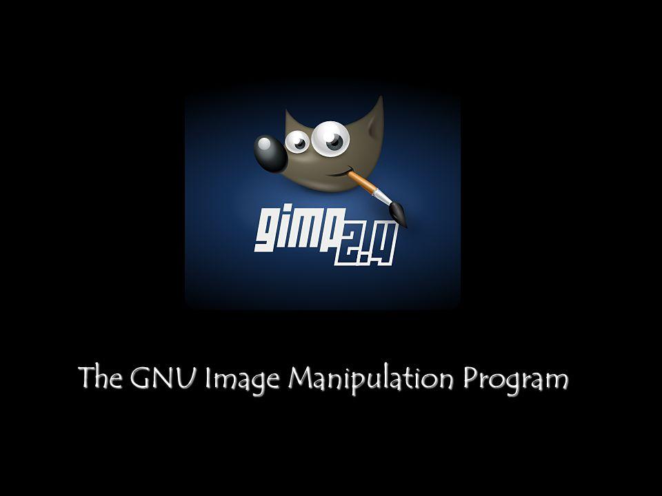 A co to takiego?.GIMP jest popularnym narzędziem przetwarzania grafiki cyfrowej.