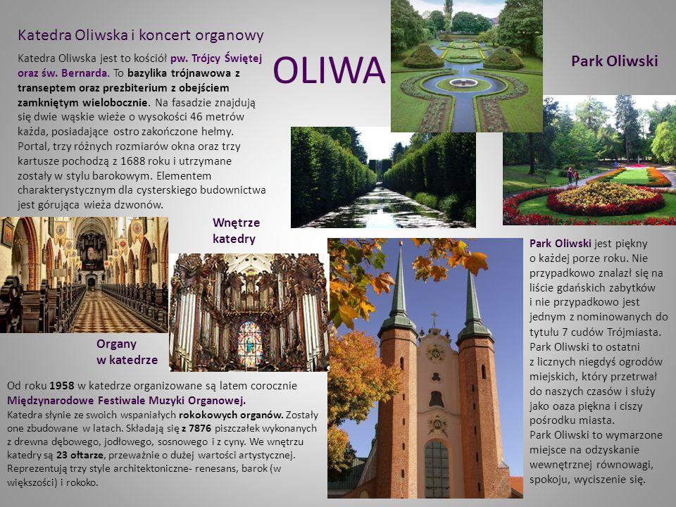SOPOT Jeden z najpopularniejszych polskich obiektów rekreacyjno- imprezowych, wizytówka Sopotu.