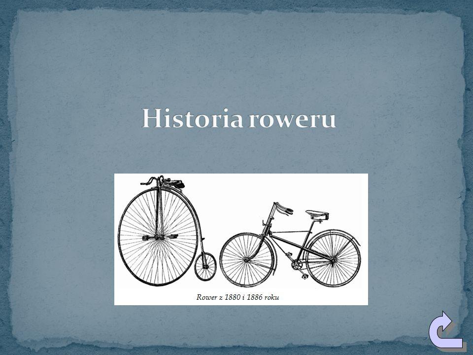 Pierwotne nazwy: welocyped, bicykl. Obecna polska nazwa pochodzi od brytyjskiej firmy Rover, która dawniej produkowała rowery. Definicja: Rower - poja