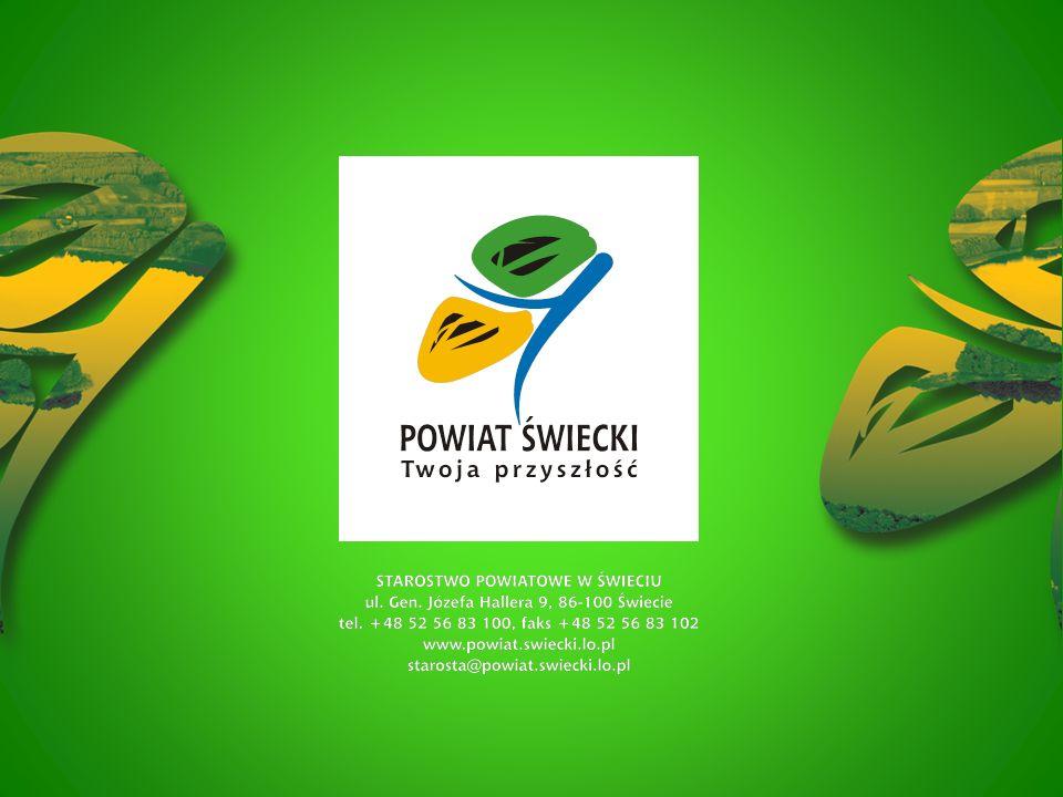 Założenia Powiatu Świeckiego do Strategii Rozwoju Województwa Kujawsko – Pomorskiego do 2020 roku 11.