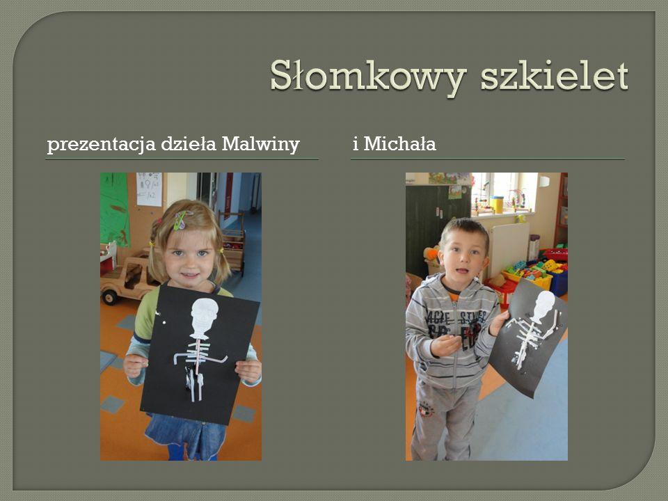 prezentacja dzie ł a Malwinyi Micha ł a
