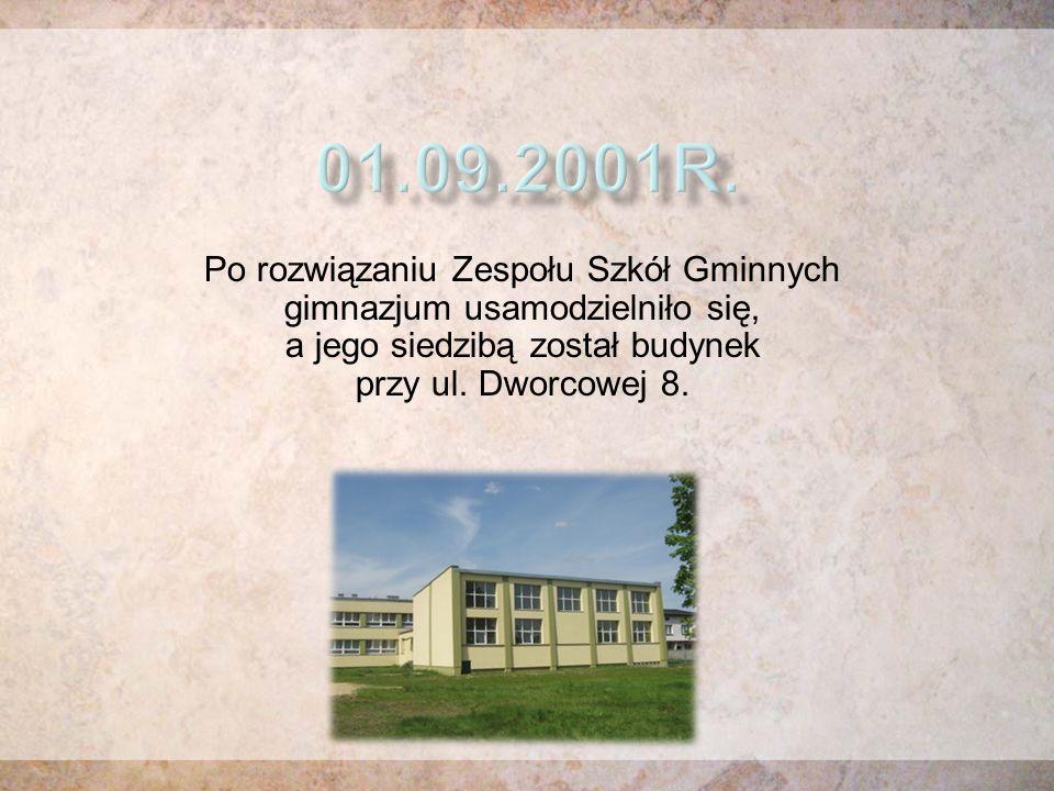 Rozpoczyna się historia Publicznego Gimnazjum w Miasteczku Śląskim (gimnazja zostały wprowadzone w związku z reformą systemu oświaty).