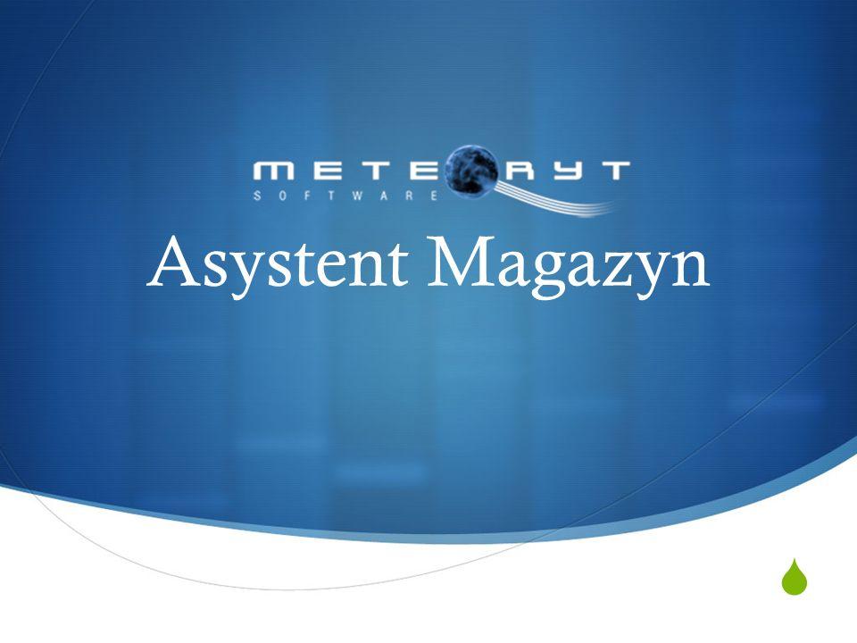 Asystent Magazyn