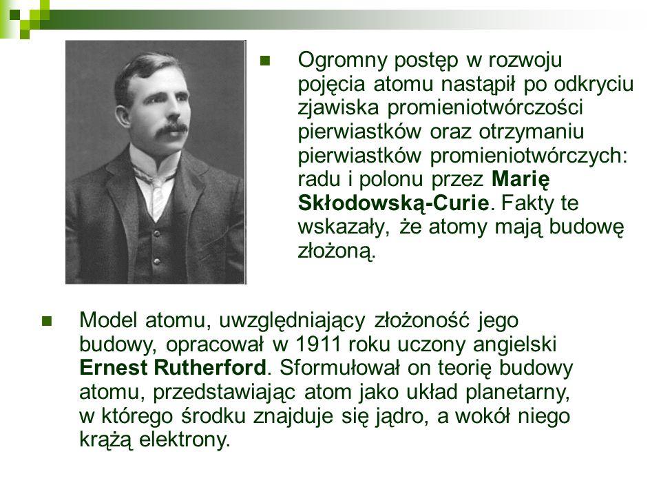 Najważniejsze założenia teorii atomistyczno-cząsteczkowej były następujące: 1.