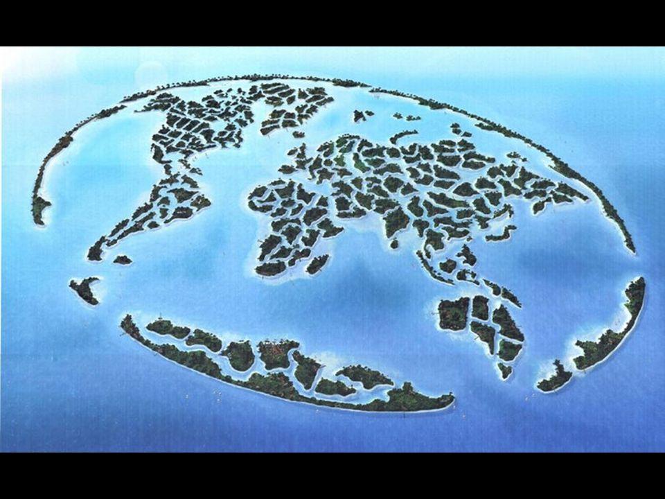 300 sztucznych wysp w kształcie ziemi. Każda kosztuje 25-30 milionów dolarów. Wyspa świata 300 sztucznych wysp w kształcie ziemi. Każda kosztuje 25-30